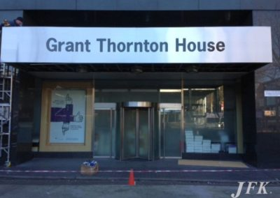 Posts & Panels for Grant Thornton House