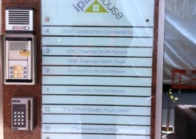 Directional Signs for Ipalo House