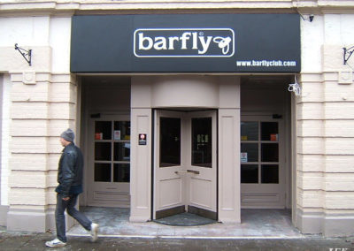 Illuminated Signs for Barfly