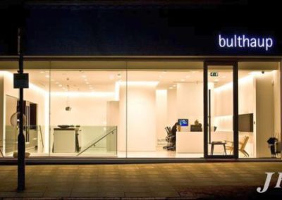 Illuminated Signs for Bulthaup