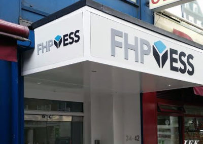 Fascia Signs for Fh Pesss