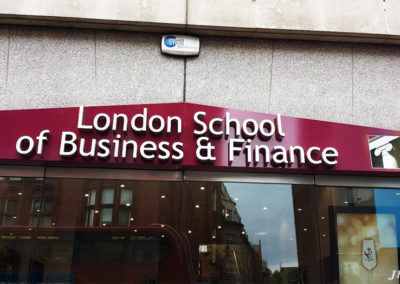 Fascia Signs for Lsbf