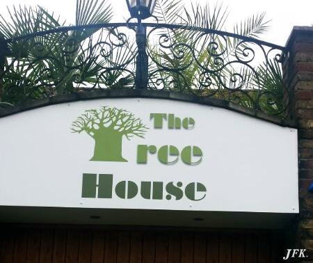 0be4ca689f Fascia Signs for The Tree House Restaurant - JFK Complete Sign Service