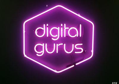 Neon Signs for Digital Gurus