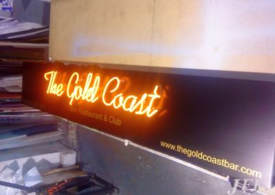 Neon Signs for The Gold Coast
