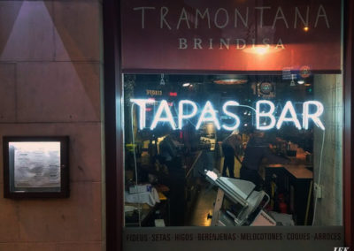 Neon Signs for Tramontana