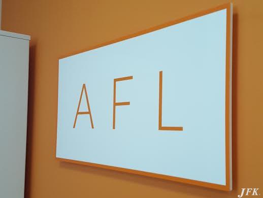 Plaques for AFL