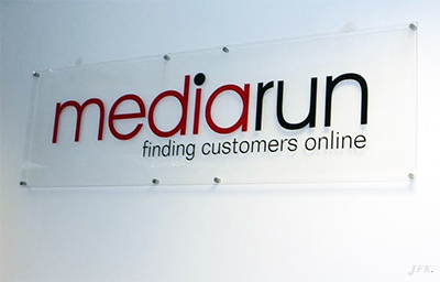 Plaques for Mediarun