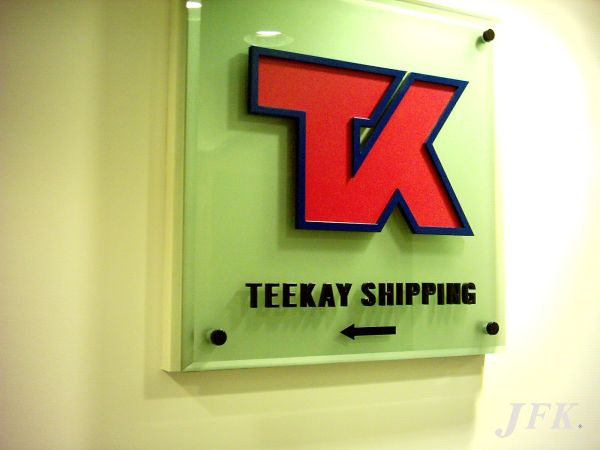 Plaques for Tk