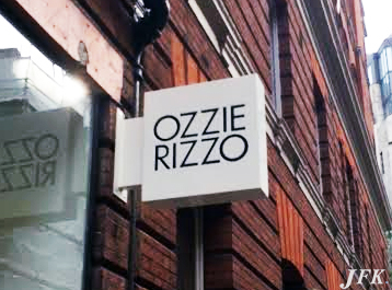 Projecting Signs for Ozzie Rizzo Hair  Salons