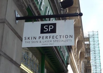 Projecting Signs for Skin Perfection