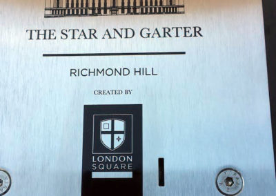 The Star & Garter