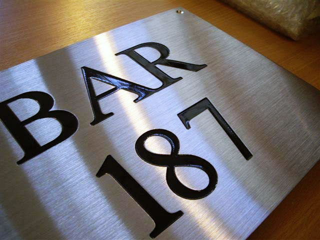 Stainless Steel Plaques