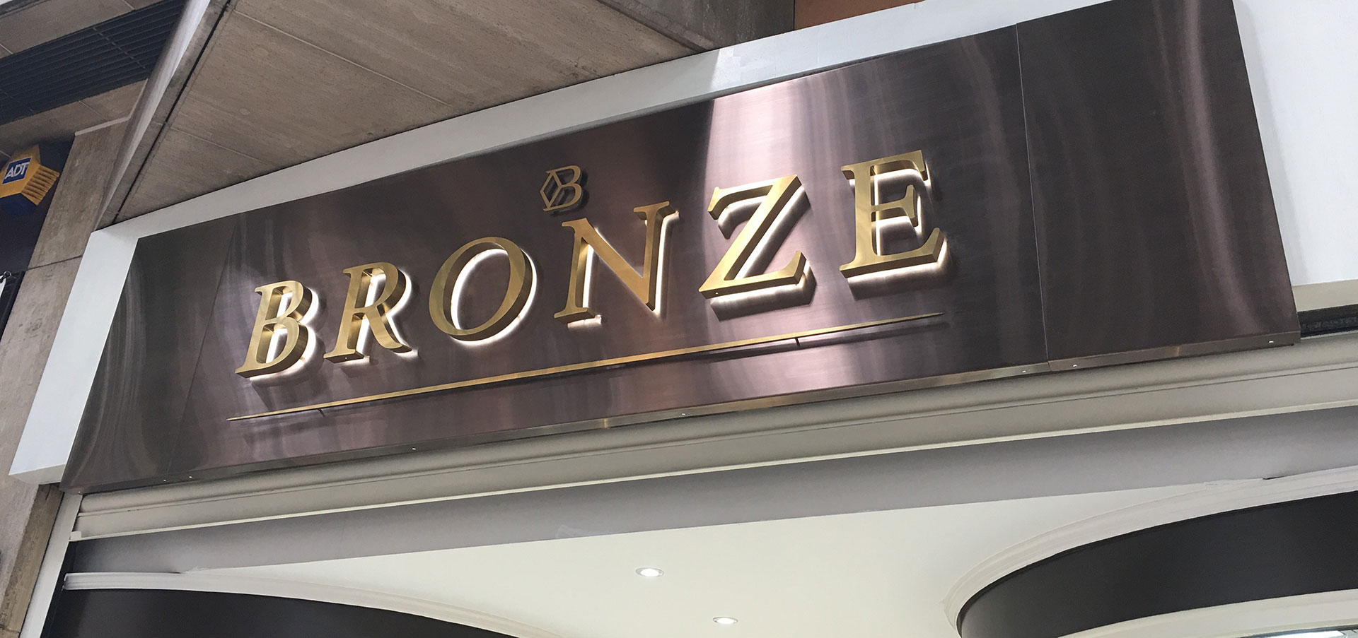 Rimex Letters for House of Bronze